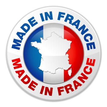 Made in France - Fabrication française