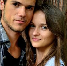 Célia et Léo